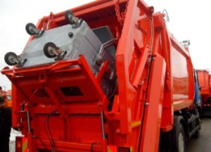 ARDU для мусоровоза рис 3