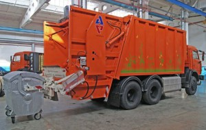 ARDU для мусоровоза рис2